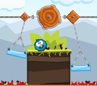 Play Fluffy Ball Game