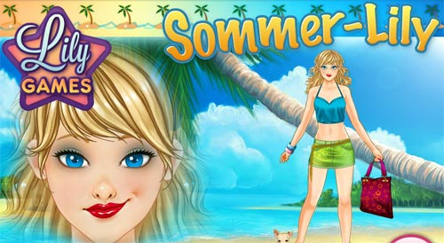 Play Summer Lily Game