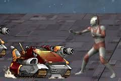 Play Ultraman Space Battle Game
