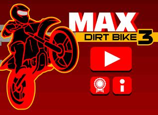 Play Max Dirt Bike 3 Game
