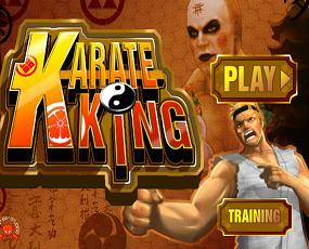 Play Karate King Game