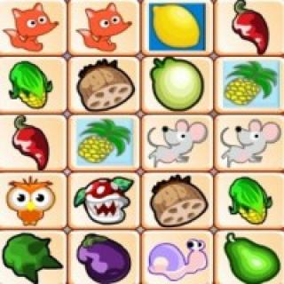 Play Fruits Link Game