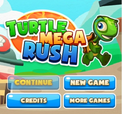 Play Turtle Mega Rush Game