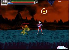 Play Hero Ultraman Tiga Game