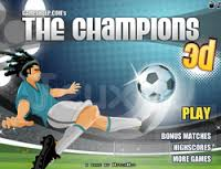 Play The Champions 3D Game