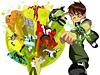 Play Ben10 Alien Force Omnimatch Game
