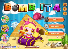 Play Bomb It 4 Game