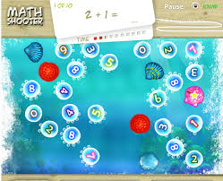 Play Math shooter Game