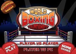 Play World Boxing Tournament Game