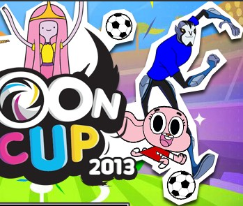 Play Toon Cup 2013 Game