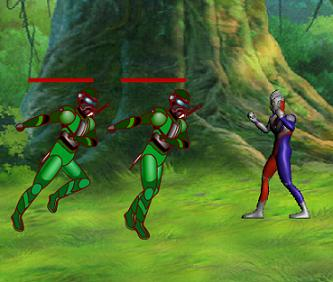 Play Ultraman Beat Japanese Game