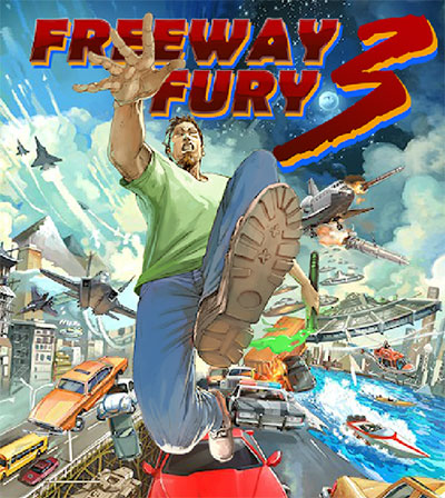 Play Freeway Fury 3 Game