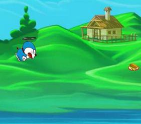 Play Flappy Doraemon Game