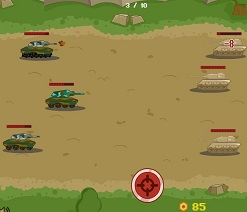 Play Tank Biathlon Game