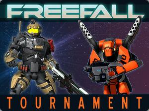 Play Freefall Tournament Game