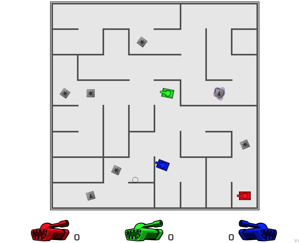 Play AZ Tank Game