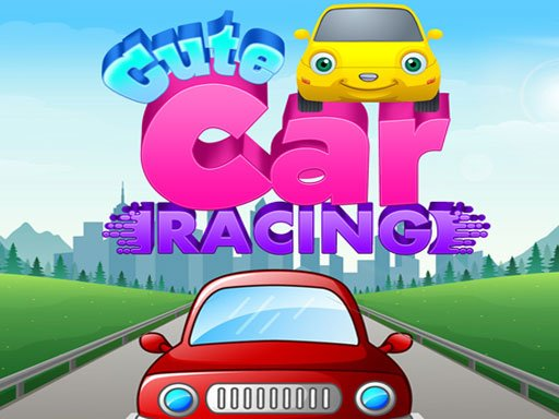 Play Cute Car Racing Game