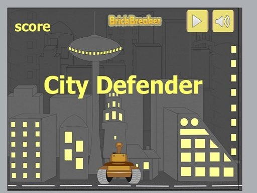 Play City Defender Game