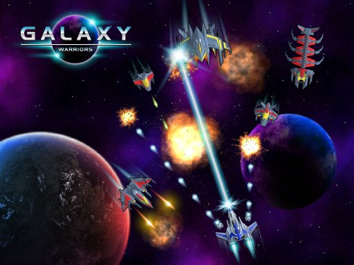 Play Galaxy Warriors Game
