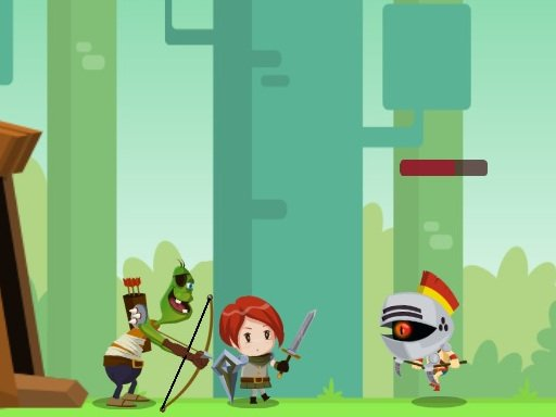 Play Heroes Battle Game