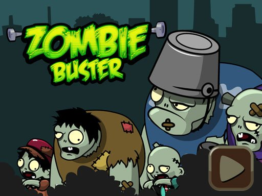Play Zombie Buster- Game