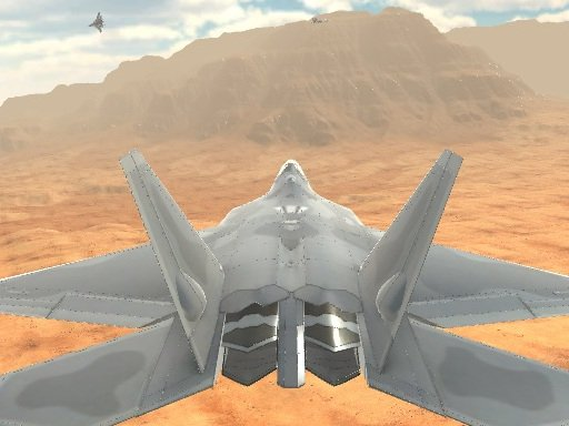 Play Fighter Aircraft Simulator Game