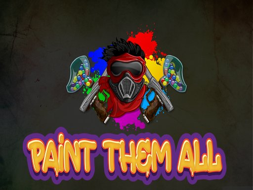 Play Paint Them All Game
