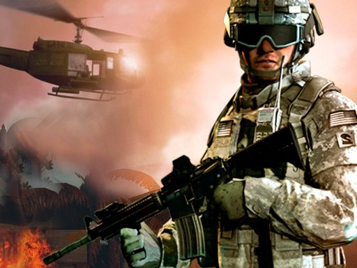 Play Commando Sniper: CS War Game