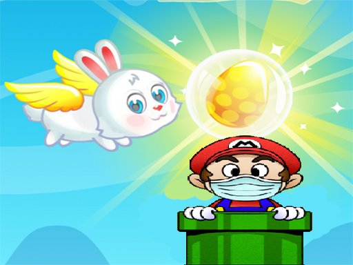 Play Flying Easter Bunny 2 Game