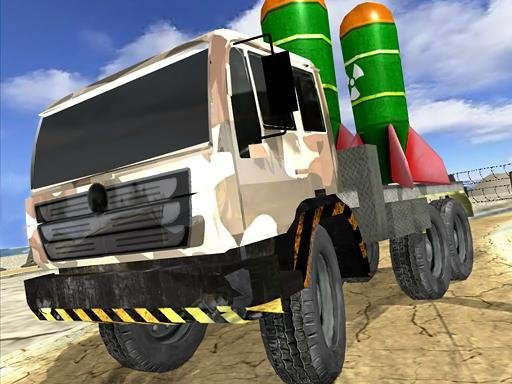 Play Army Bomb Transport Game