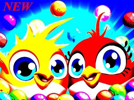 Play Bubble Monsters 2021 Game