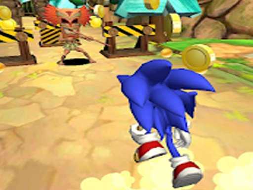 Play Kangaroo Sonic Jump Game