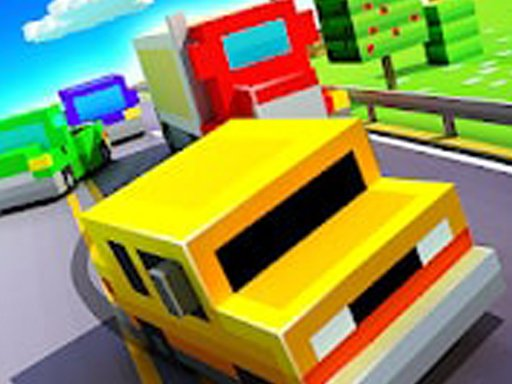 Play Blocky Highway Game