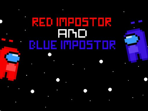 Play Blue and Red İmpostor Game