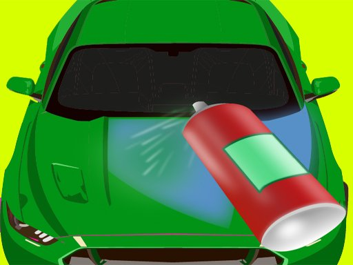 Play 3D Car Paint Game