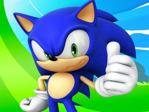 Play Sonic Motorcycle Adventure Game