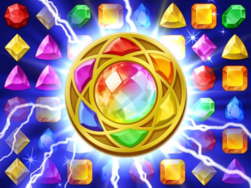 Play Jewels Magic: Mystery Match 3 Game