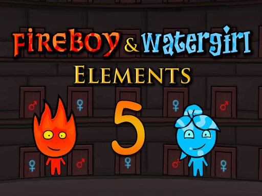 Play Fireboy and Watergirl 5 Elements Game