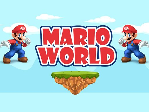 Play Mario World Game