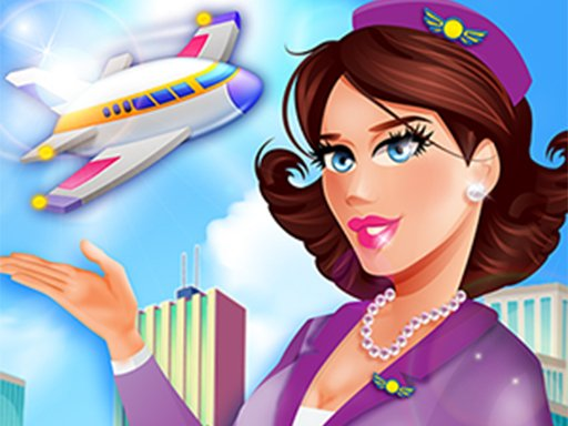 Play Airport Town Manager Game