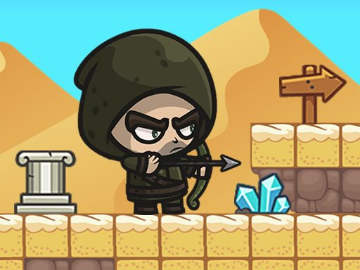 Play Super Archer Game