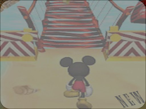 Play Micky Mouse Kangaro Jump Game