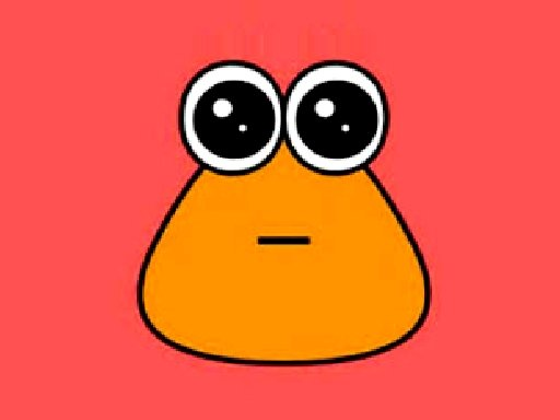 Play Pou Jumping Game