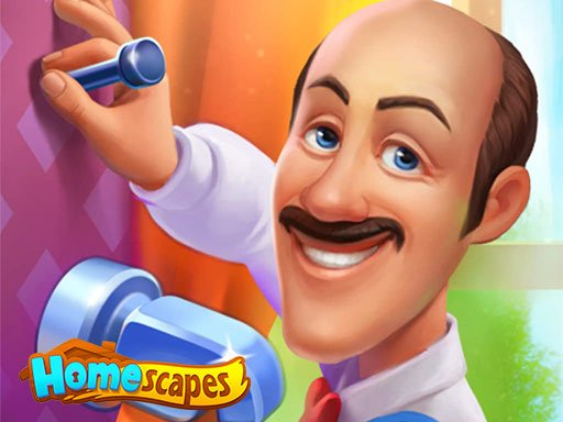 Play Homescapes Game