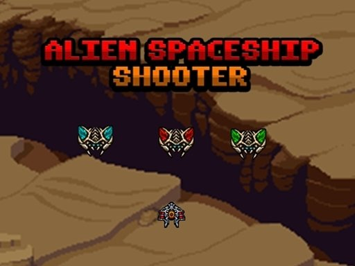 Play Alien Spaceship Shooter Game