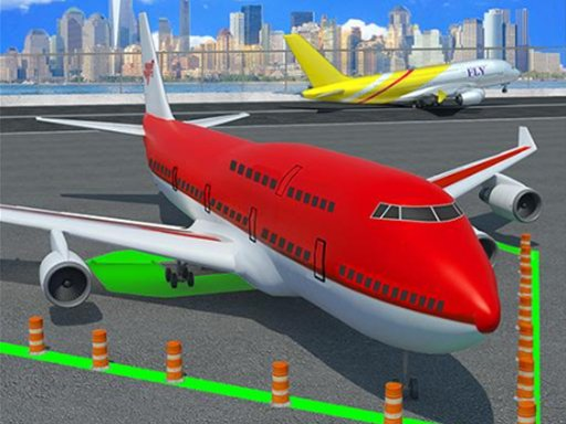 Play Airplane Parking Mania Game