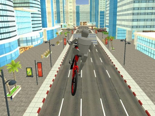 Play Bicycle Rider Game