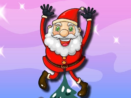 Play Santa Claus Jumping Adventure Game