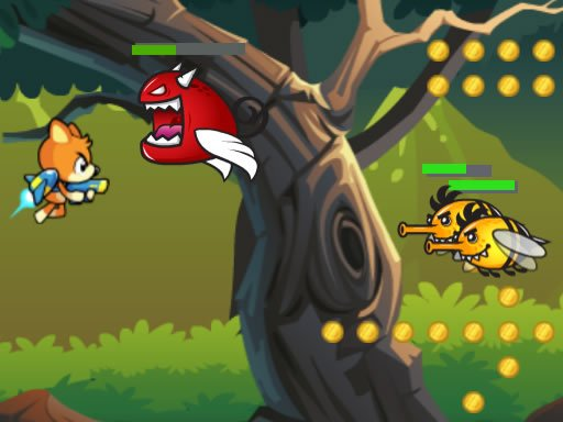 Play Action Super Hero Game