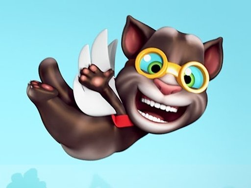 Play Flappy Talking Tom Game